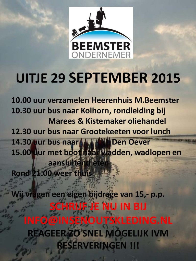 uitje-29-september-2015